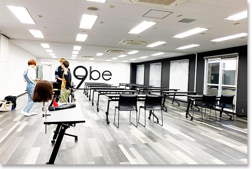 教室のビフォーアフター。リノベーションで内装も一新