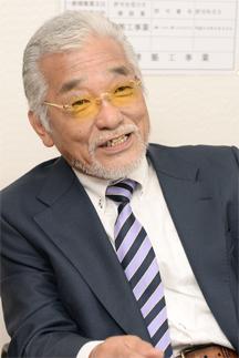 株式会社利他 代表取締役 服部輝三