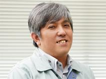 東京リッチ産業株式会社 代表取締役社長 米盛一