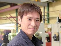 株式会社共栄鈑金工業 代表取締役 平田悌弘