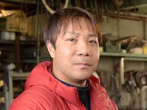 有限会社宮坂鉄工 代表取締役 宮坂和秀