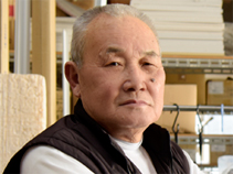 株式会社北島技建 代表取締役 北島勝八