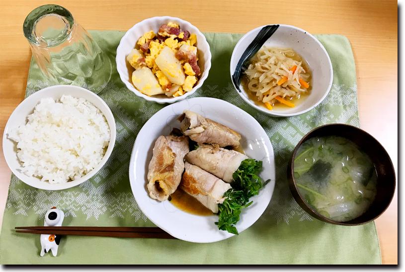 入居者に提供されている食事