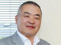 株式会社大城組 代表取締役社長 佐々木建雄