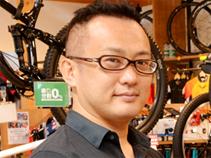 Clover Bicycle 代表 柴谷智則