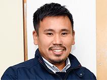 上下水道促進工業株式会社 代表取締役 臼倉慎吾