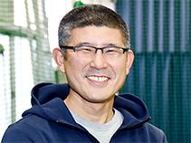 ベースボールジム株式会社 代表取締役 櫻井肇