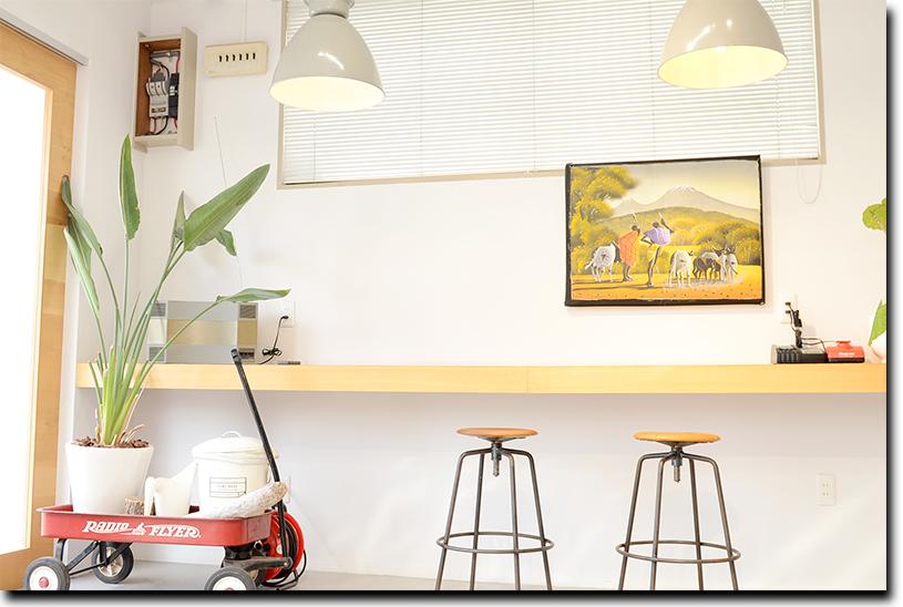 カフェのような雰囲気のオフィス