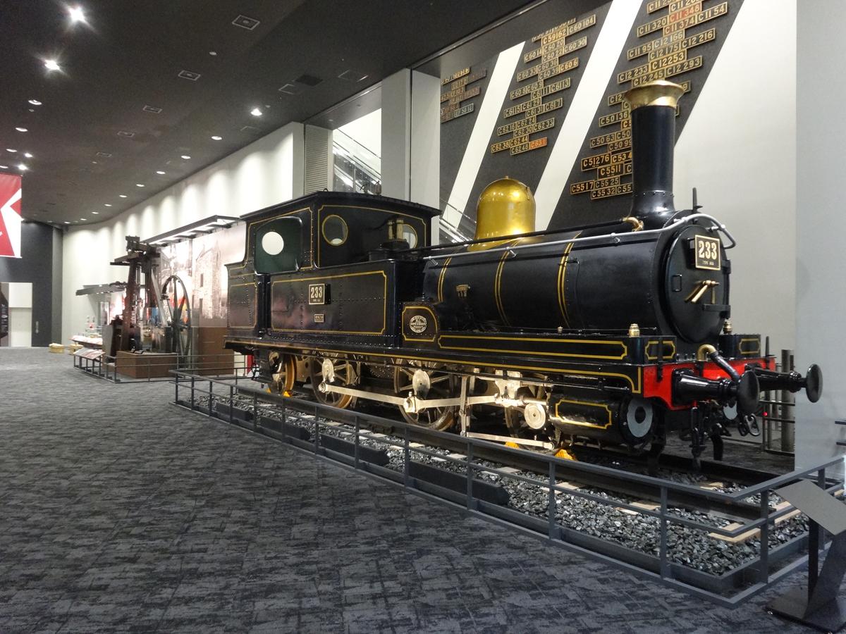 写真提供 京都鉄道博物館