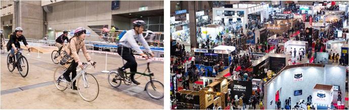 今年も見逃せない日本最大級のスポーツ自転車フェス