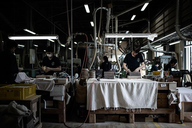 北海道旭川市で40年以上の歴史を持つササキ工芸