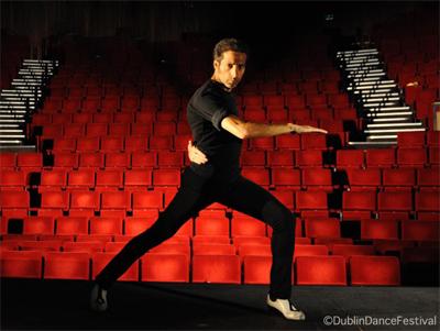 天才フラメンコ舞踏家 イスラエル・ガルバンが日本のタブラオに登場
