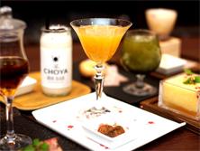 銀座にチョーヤ梅酒のカクテル専門バーがオープン