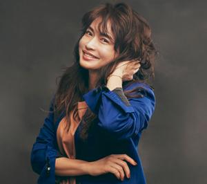 まずは自分が行動することで 周囲に楽しさを伝播させたい<br />女優 長谷川京子
